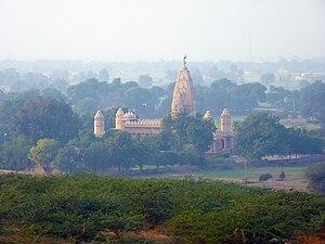 Braj - Sheela Mata Temple