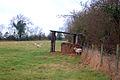 Sheep shelter north of Harbury - geograph.org.uk - 1570007.jpg