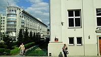 Sheraton Warszawa & Aleje Ujazdowskie 28