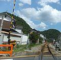Shingutown Shingu Tatsunocoty Hyogopref JR Kishin line.JPG