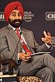 Shivinder Singh in WEF ,2009.jpg
