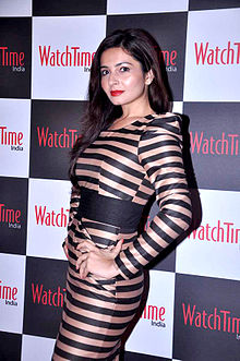 Shonali Nagrani at the launch of Watch Time's magazine 10.jpg