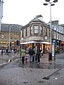 Shops at the top of Academy Street - geograph.org.uk - 1117904.jpg