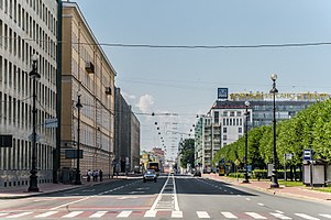 Shpalernaya Street