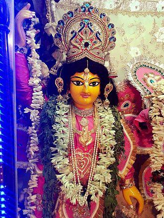 Gauranga - An murti (Deity) of Lord Shri Gauranga Mahaprabhu