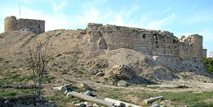 Saint Louis Castle - St. Louis Castle on the site of the acropolis