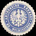 Siegelmarke Amtsbezirk Kehnert - Kreis Wolmirstedt W0217466.jpg