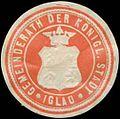 Siegelmarke Gemeinderath der K. Stadt Iglau W0343850.jpg