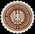Siegelmarke Königliche Gewerbe-Inspektion in Luckenwalde W0260738.jpg