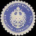 Siegelmarke Nachrichten-Kommissar Libau W0320290.jpg
