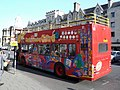 Sightseeing bus, Broad Street, Oxford - geograph.org.uk - 2873780.jpg
