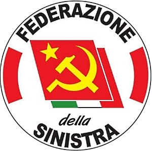 Federation of the Left - Image: Simbolo della Fd S
