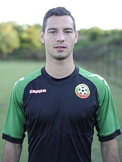 Simeon Slavchev Bulgarian footballer