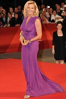Simona Ventura nel 2009 alla 66ª Mostra internazionale d'arte cinematografica di Venezia.