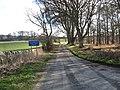 Single track road at Yarrow - geograph.org.uk - 1221309.jpg