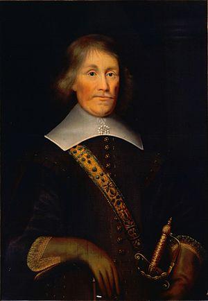 Richard Saltonstall - Sir Richard Saltonstall