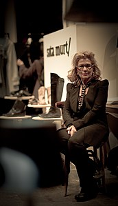 Sita Murt at The Brandery show 2010.jpg