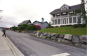 National Register of Historic Places listings in Sitka, Alaska - Image: Sitka 15(js)