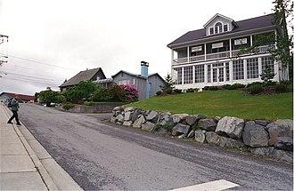 National Register of Historic Places listings in Sitka, Alaska - Image: Sitka 15(js)