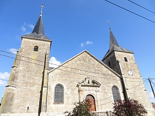 Sivry-sur-Meuse Commune in Grand Est, France