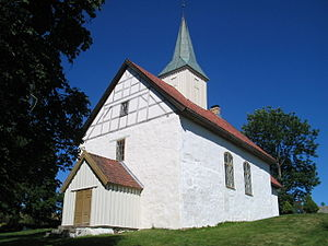 Skoger - Skoger Old Church