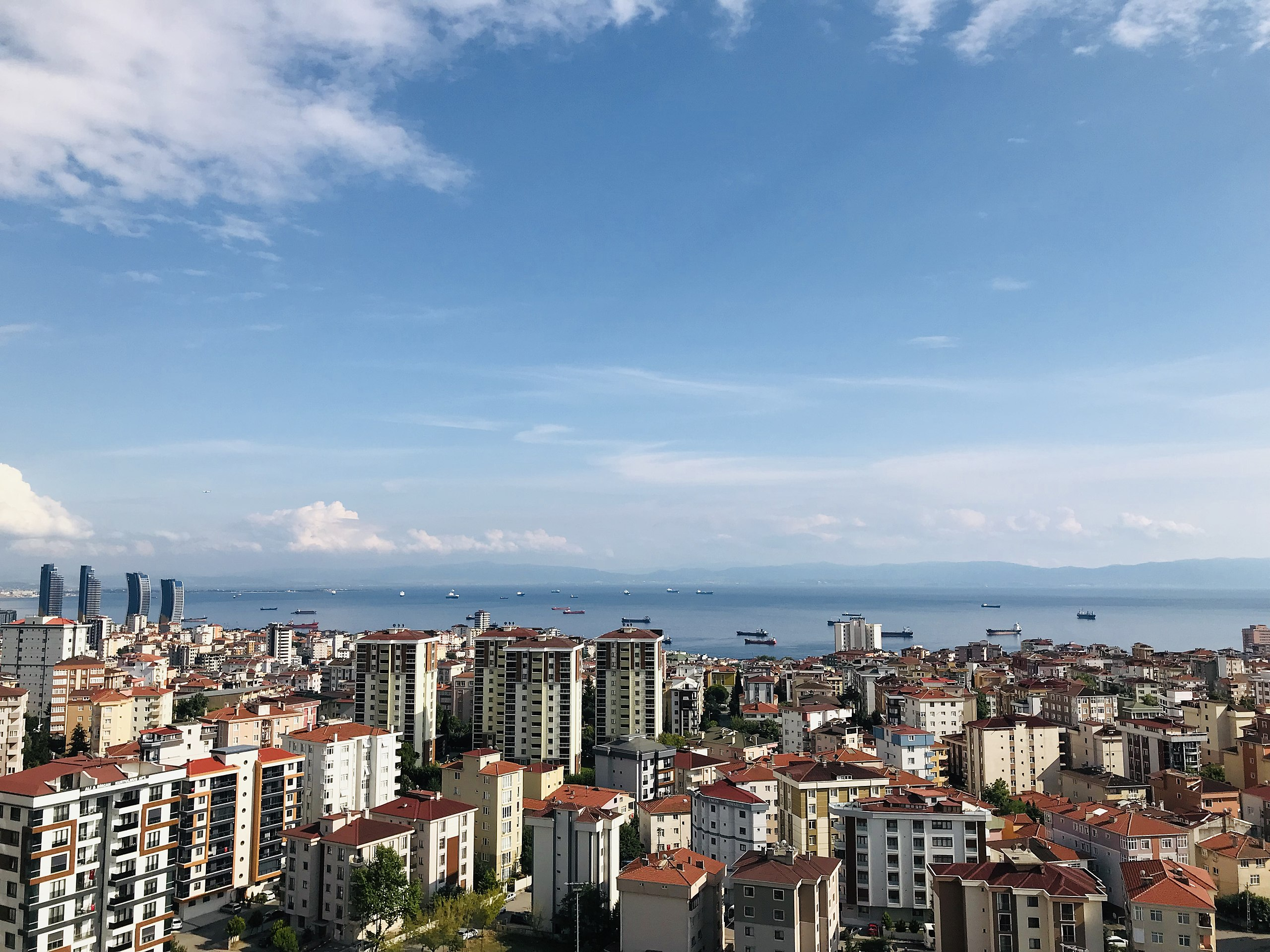 File:Skyline of District of Kartal, Istanbul.jpg - Wikimedia Commons