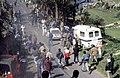 Slide Agfachrome Rallye de Portugal 1988 Montejunto 035 (26435101442).jpg