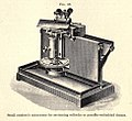 Small Student's Microtome for Sectioning Celloidin or Paraffin-Embedded Tissues - 1910.jpg