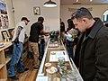 Smelling the marijuana in Verde Natural Cannabis Dispensary.jpg