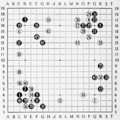 Smith (1908) The Game of Go Plate 33.png