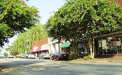 Main Street, Smithfield