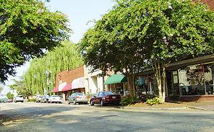 Smithfield, Virginia - Main Street, Smithfield