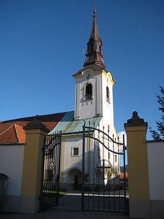 Šempeter v Savinjski Dolini - St. Peter's Parish Church