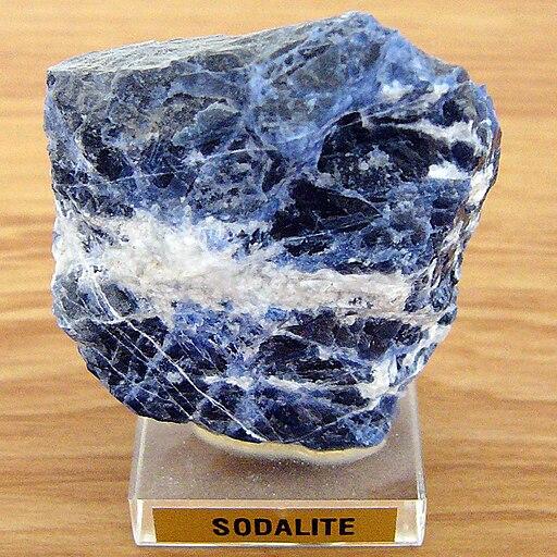 Sodalite (Mineral)