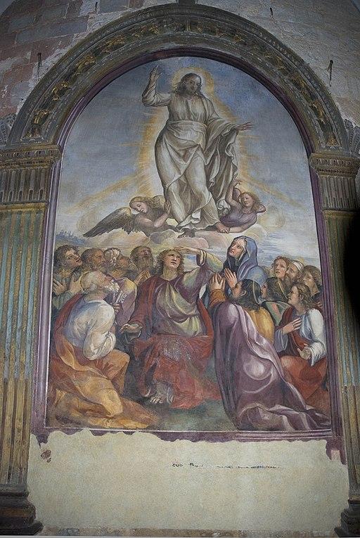 Ascensione del Sodoma (XVI secolo) (Trequanda)