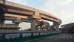 Soekarno-Hatta skytrain construction 2.jpg