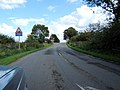 Soft (or Soff) Lane Level Crossing - geograph.org.uk - 57548.jpg