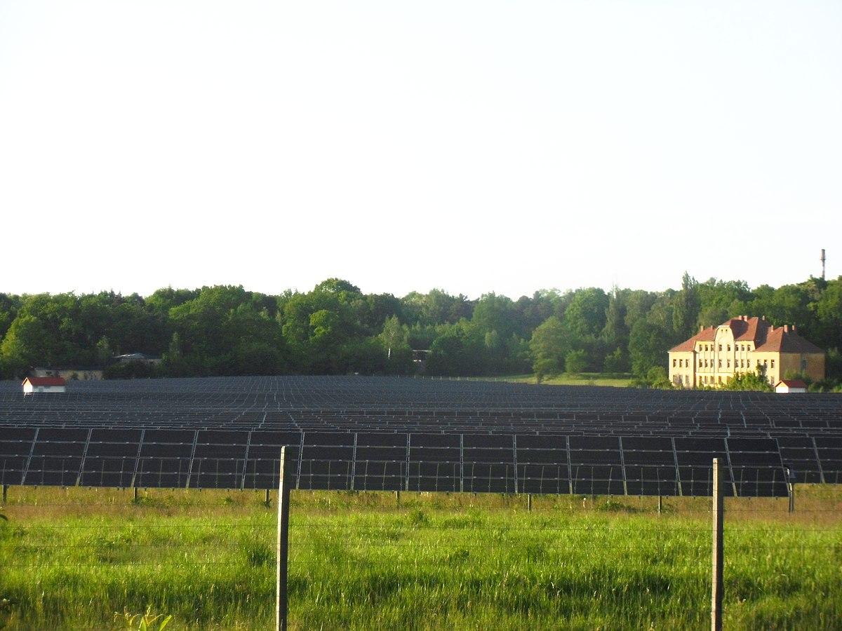 Photovoltaikanlage – Wikipedia