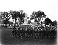 Soldiers at Washington Artillery Monument 1917.jpg