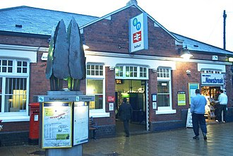 Solihull - Solihull railway station