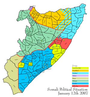 2007 in Somalia - Image: Somali land 2007 01 12