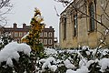 Somerville College Chapel in snow.jpg