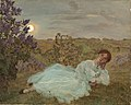 Somov Repose at Sunset 1922.jpg