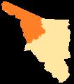Sonora Municipios I Distrito Electoral Federal.png