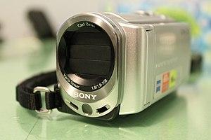 Handycam - Sony Handycam DCR-SX63