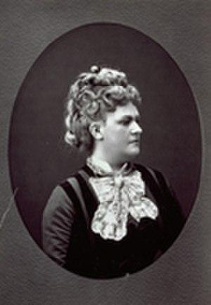 Sophie Cruvelli - Image: Sophie Cruvelli 1875