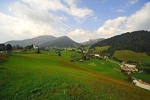 Upper Carniola - Upper Carniola near Spodnja Sorica