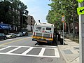 Southbound route 39 bus at Robinwood Avenue, July 2016.JPG