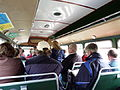 Southern Vectis 835 HDL 279 interior during October 2011 running day.jpg