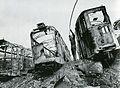 Spårvagnar skrotas Stockholm 1967.jpg